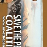 Save the Peaks Coalition Banner