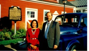 Christine C. Benally and Jack Utter