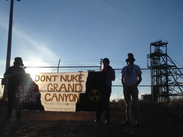 canyon mine - grand canyon banner gate 2