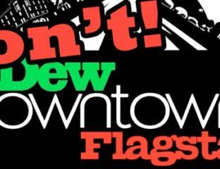 dew downtown flagstaff