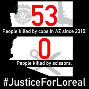 justiceforLoreal