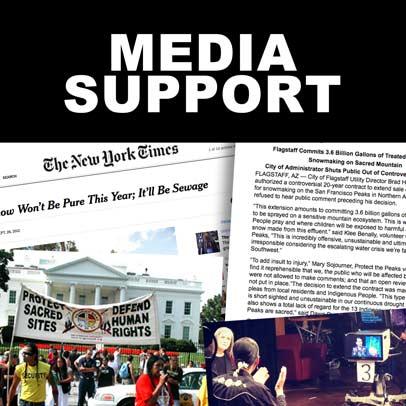 media-support